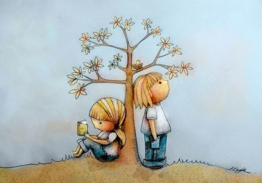 En niece eller nevø er den bedste gave en søskende kan give.