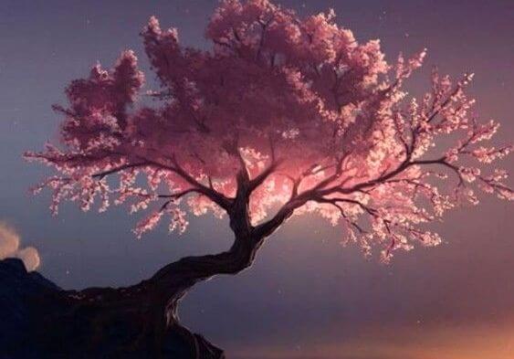 Helbredende træer, ifølge taoisme