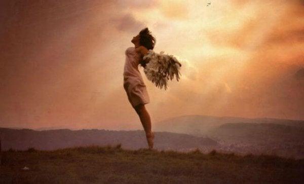 Det er først når du tranformerer dig, at du vil mærke en reel ændring i dit liv