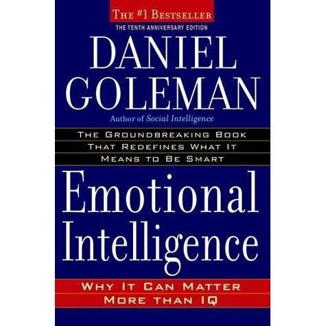 Daniels Golemans bog om følelsesmæssig intelligens