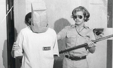 Billede fra stanford fængselseksperiment