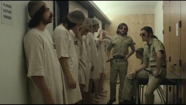 Billede af fanger fra stanford fængselseksperiment