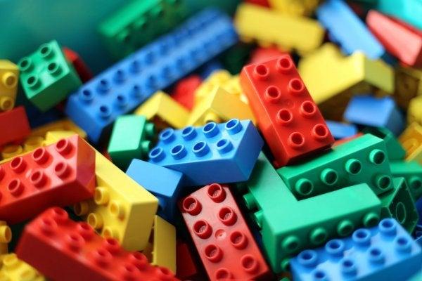 Der er mange fordele ved lego