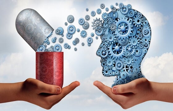 Anxiolytika påvirker hjerne