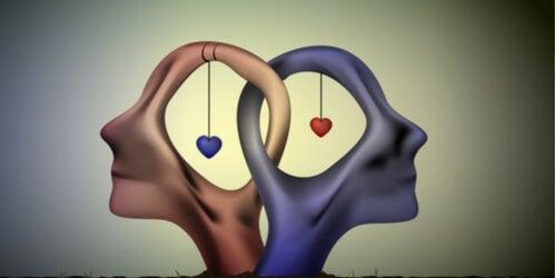 En sapioseksuel er tiltrukket af en persons intelligens