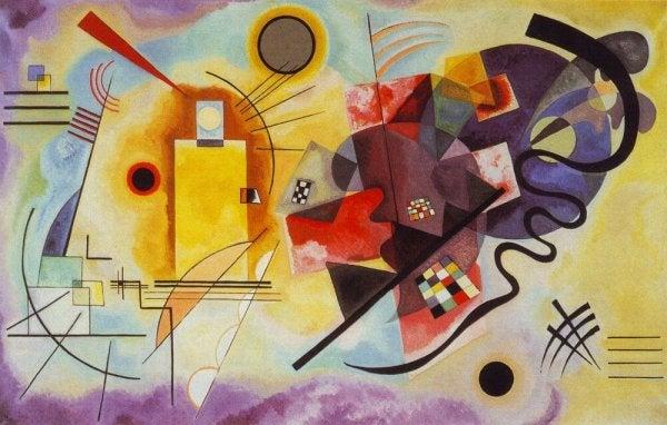 Maleri af Kardinski