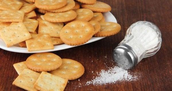 Lysten til salt mad kan vise forholdet mellem cravings og følelser