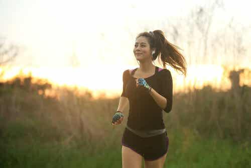 Det kan være gavnligt at anvende løb som meditation