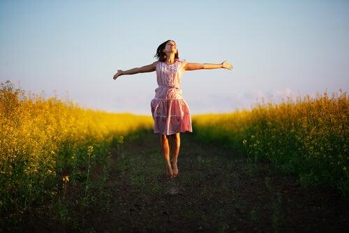 At være lykkelig handler ikke om at være den bedste
