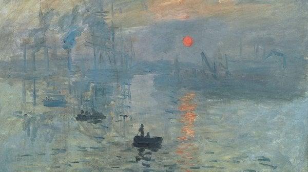 Maleri af Monet værdsættes af et detaljeorienteret menneske