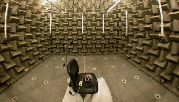 Rum uden lyde kan lade os nyde ensomhed