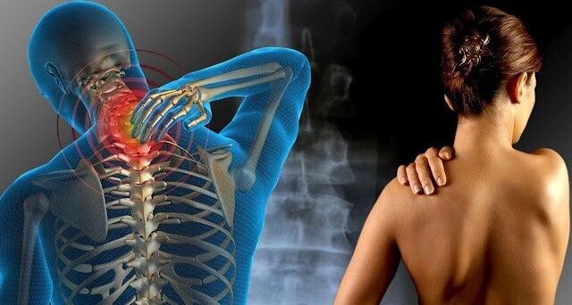 Ondt i ryggen kan være, fordi man bliver syg af stress