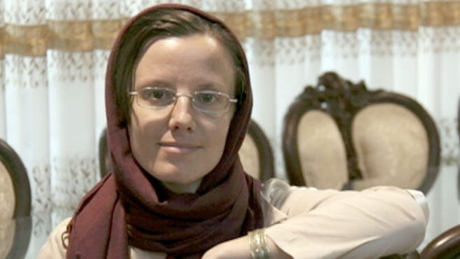 Sarah Shourd blev fængslet og oplevet at manipulere sindet