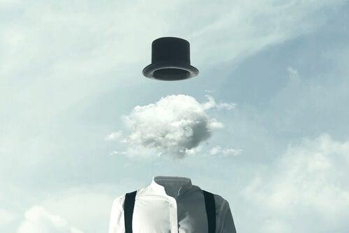 Sky som hoves symboliserer hårde omstændigheder