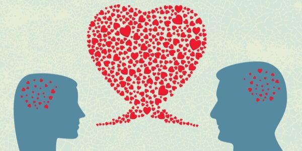 En sapioseksuel er tiltrukket af interessante samtaler