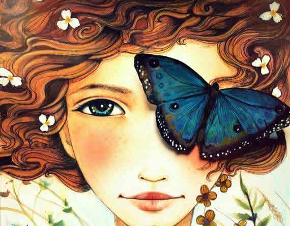 Kærlighed er at dele din sjæl med den, du elsker