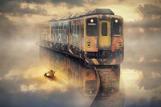 Beslut dig for at stoppe med at vente og hop på toget nu