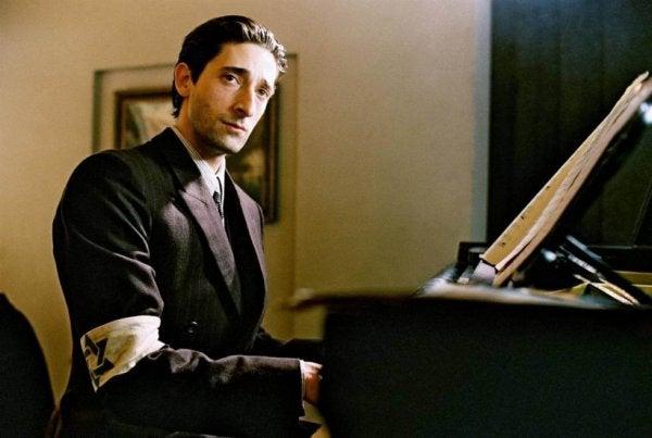 Pianisten som eksempel på inspirerende film