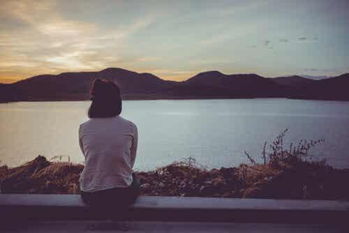 At vokse gennem smerte og undgå lidelse