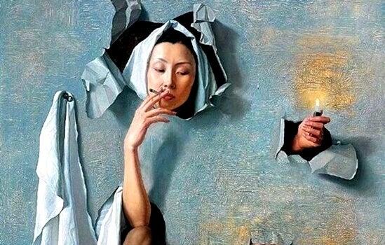 Hvad gemmer der sig bag rygevaner?