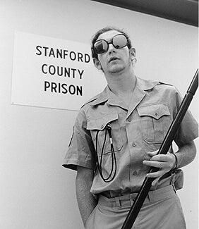 Vagt ved stanford fængselseksperiment