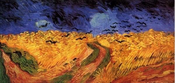 Van Gogh maleri viser farvernes psykologi