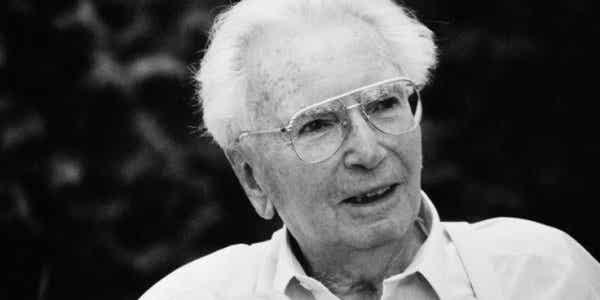 Biografi af Viktor Frankl, faderen til logoterapi