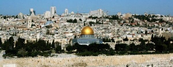 Et besøg til Jerusalem kan føre til Jerusalem syndrom
