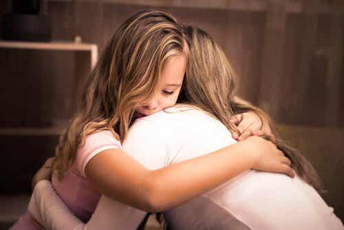 Følelsesmæssig støtte i barndommen udvikler hjernen