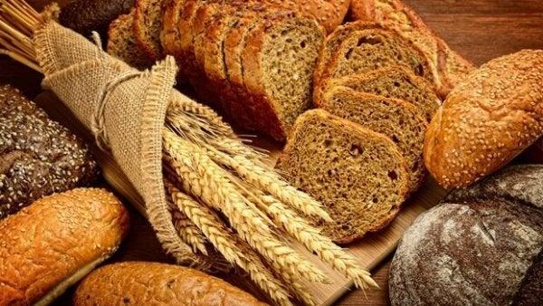 Brød og gluten er en af de værste fødevarer