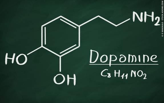 Hvad er dopamin og hvad gør det?