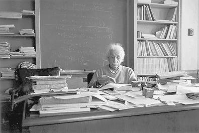 Einstein er eksempel på høj intelligens