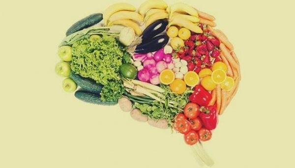 Grøntsager giver vitaminer