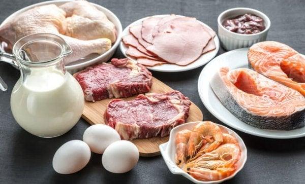 Kød giver vitaminer