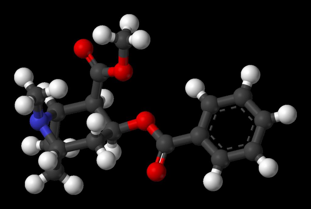 Kokain som kemikalie