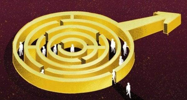 Kvinder i labyrint af sexisme