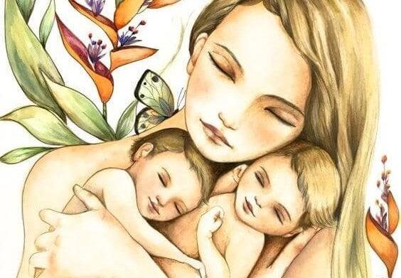 Moderskab: et jordskælv for sjælen