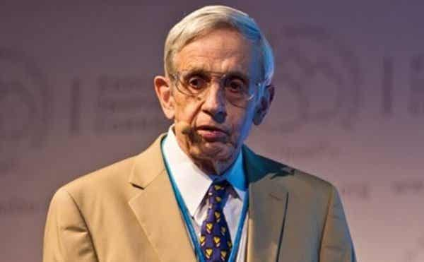 Den sande historie om John Nash, et plaget geni