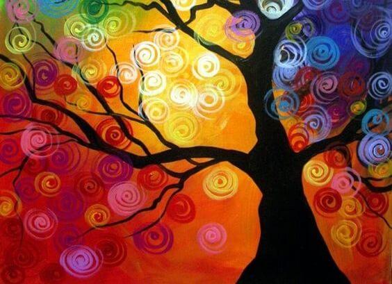 Blandt andet kan træer lære os om livet