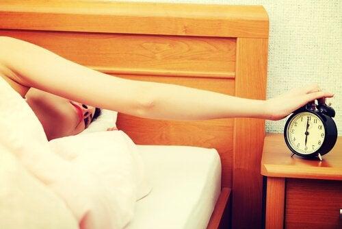 Man kan vise taknemmelighed lige fra man står op om morgenen