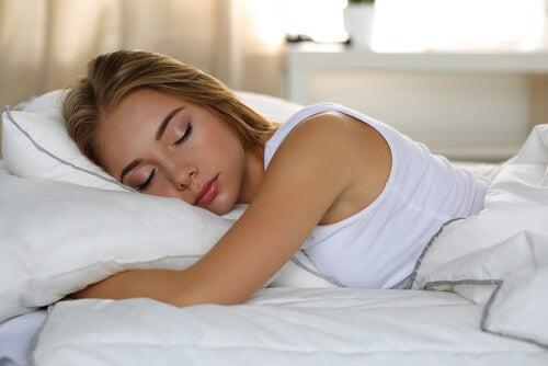 Kvinder sover på grund af dopamin