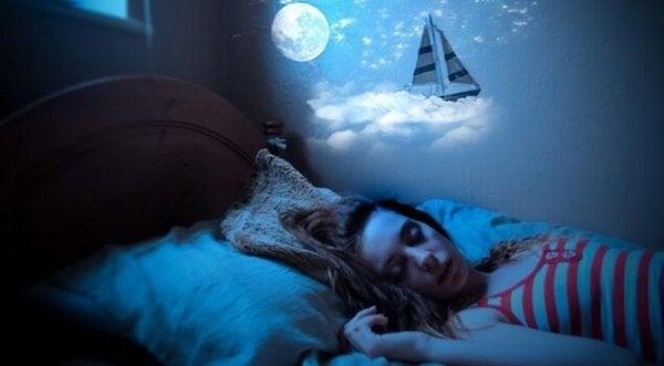 Somnilogi: ubevidst at snakke i søvne
