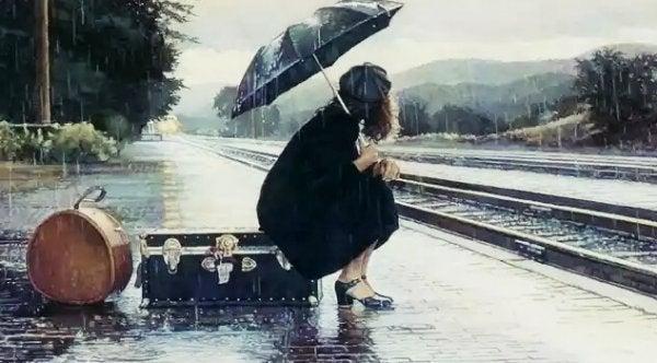 Hvis du vil ændre dit liv, skal du turde rejse, som denne kvinde