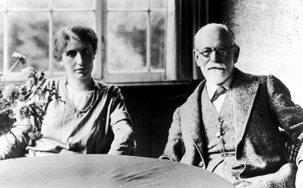 Anna Freud og arbejdet efter Sigmund Freud