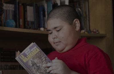 Ruben lærte os, at læsning er medicin