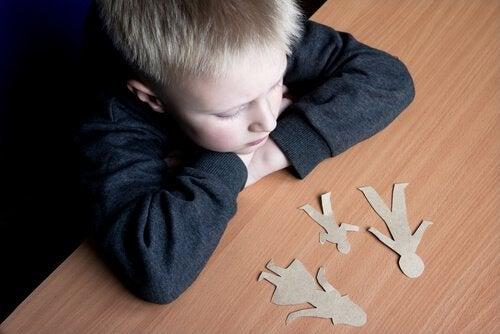 Forældrefremmedgørelse (PAS): en synd