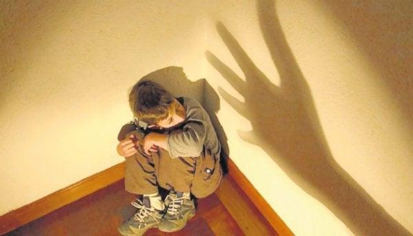 Dreng ser skygge, da han lider af dissociativ identitetsforstyrrelse