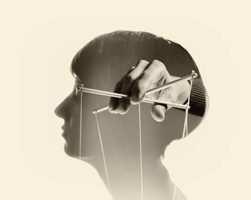 Dukkefører i hjerne illustrerer mandela-effekten