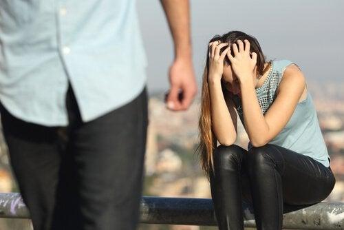 Galskaben og faren ved jalousi i et forhold
