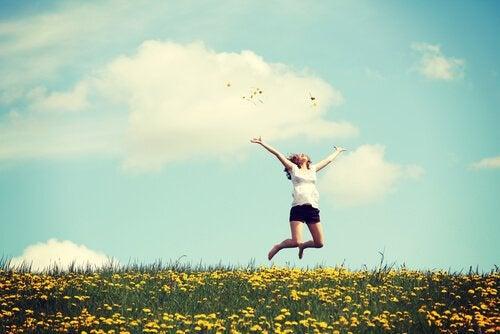 Styrken i at opleve positive følelser